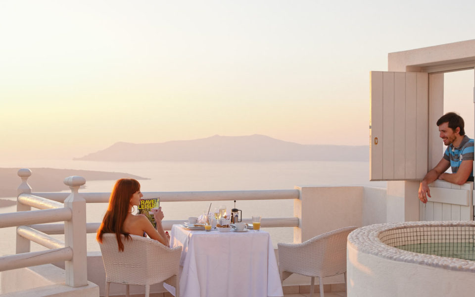 Diamond Suite - Private Terrace
