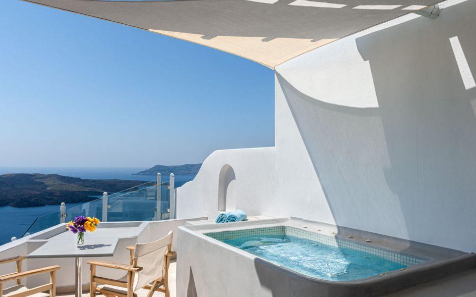 Sapphire Suite - Adamant Suites - Santorini